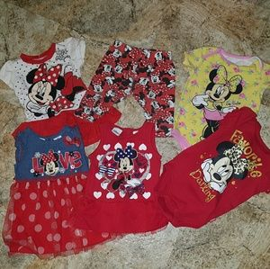 Minnie mouse lot